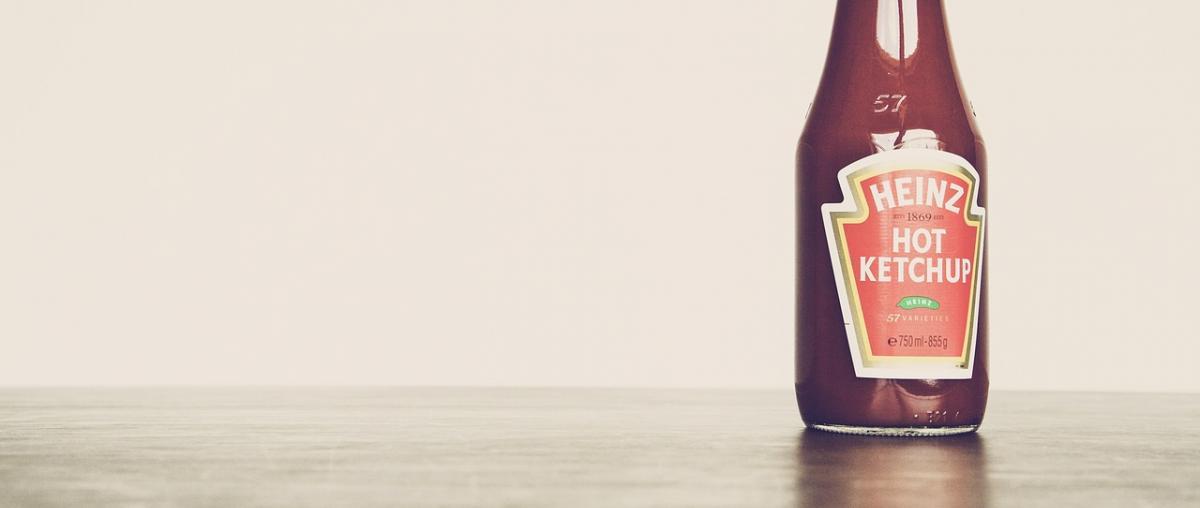 Kinder Tomaten Ketchup