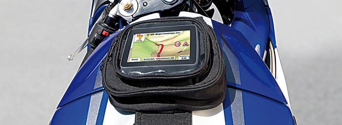 Motorrad Navi-Tasche Ratgeber