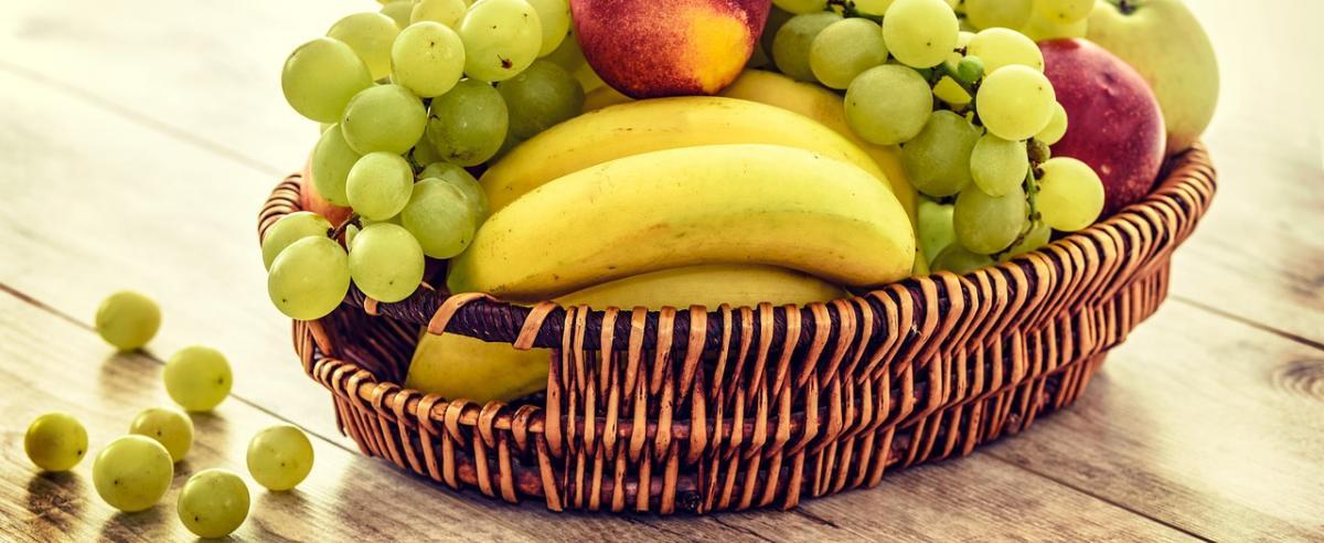Obstkorb Vergleich