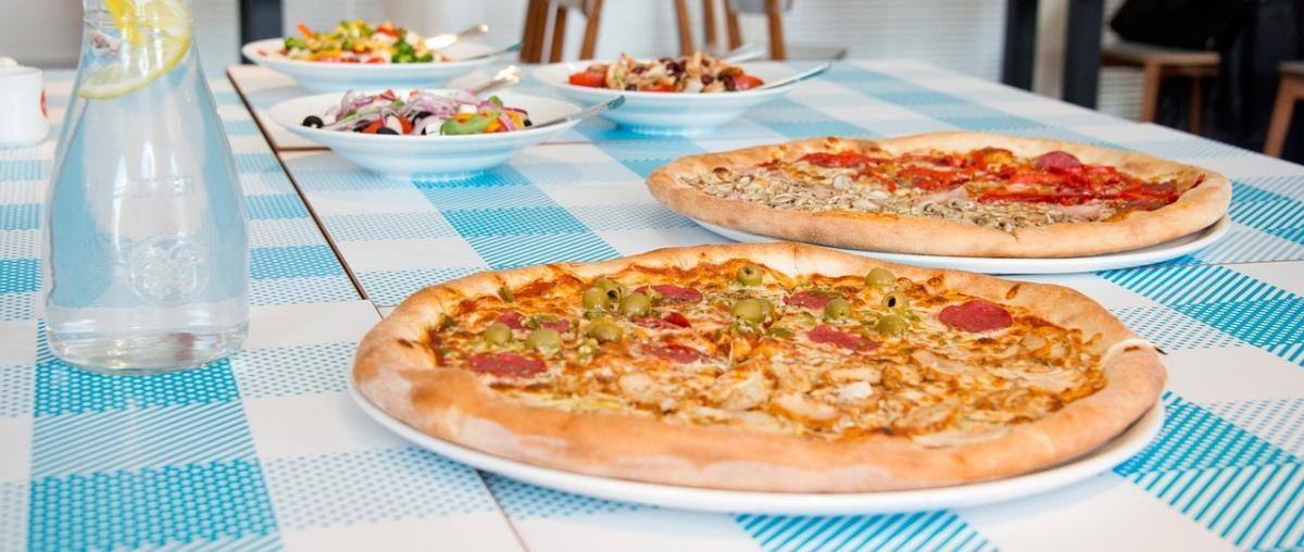 Pizzateller Vergleich