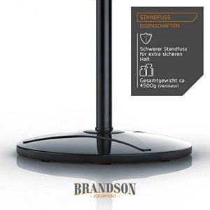 Produktbezeichnung: Brandson 40cm Standventilator