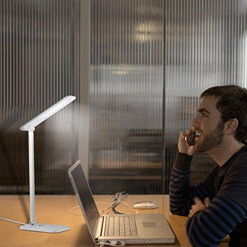Testbericht vom TaoTronics TT-DL08 LED Tischlampe