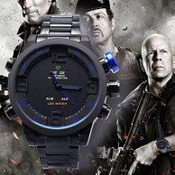 Herren Edelstahl Armbanduhr Bestseller
