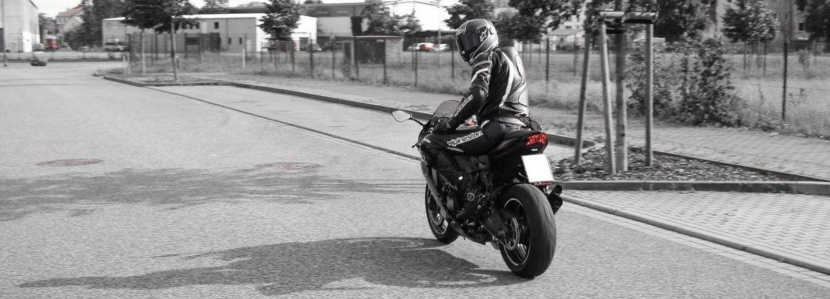 Herren Motorradjacke Ratgeber
