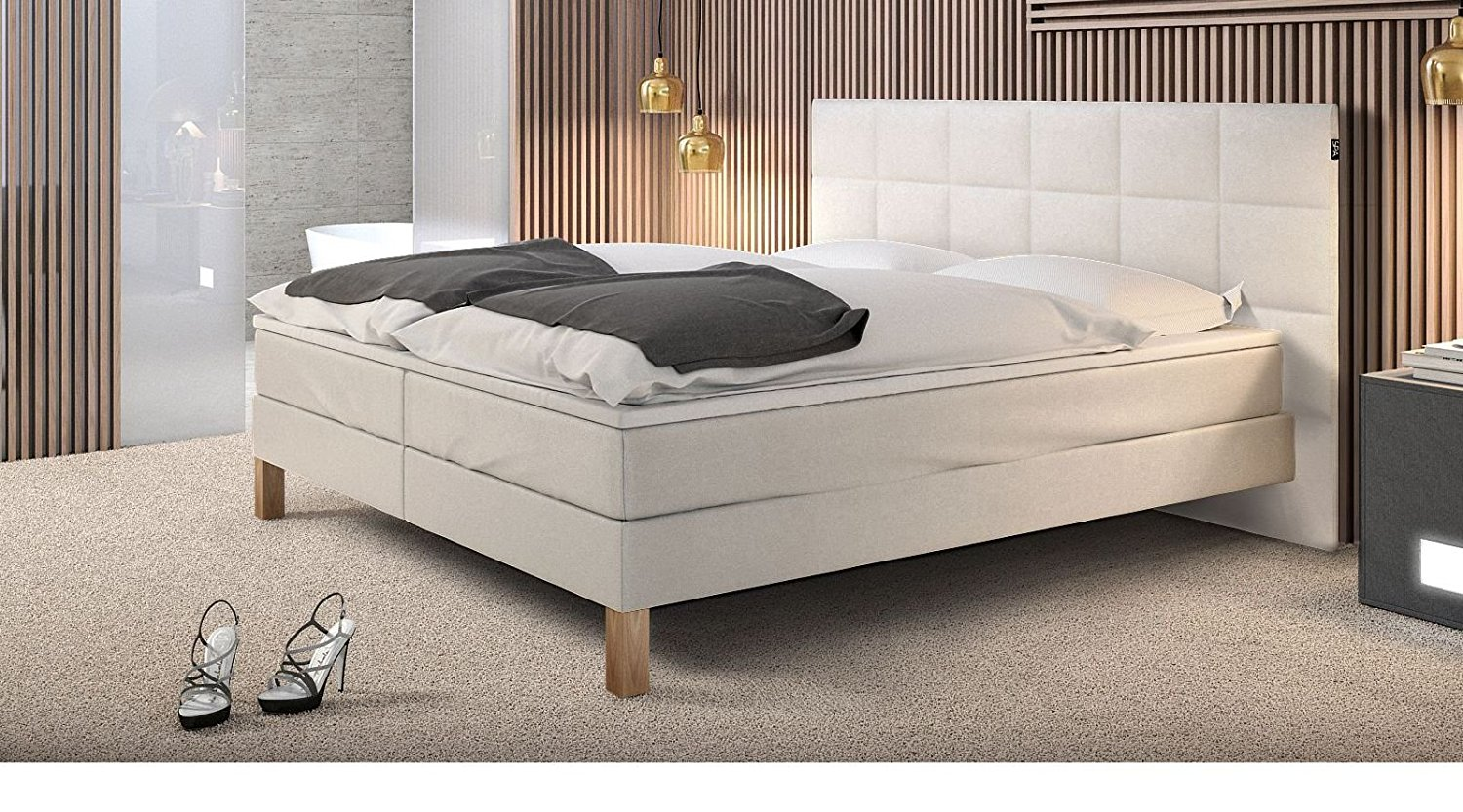 boxspringbett test vergleich testberichte 2018. Black Bedroom Furniture Sets. Home Design Ideas