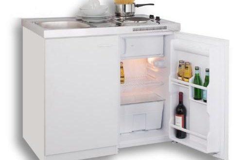 Miniküche 120 Cm Breit Mit Kühlschrank : Miniküche test & vergleich u203a testberichte 2019