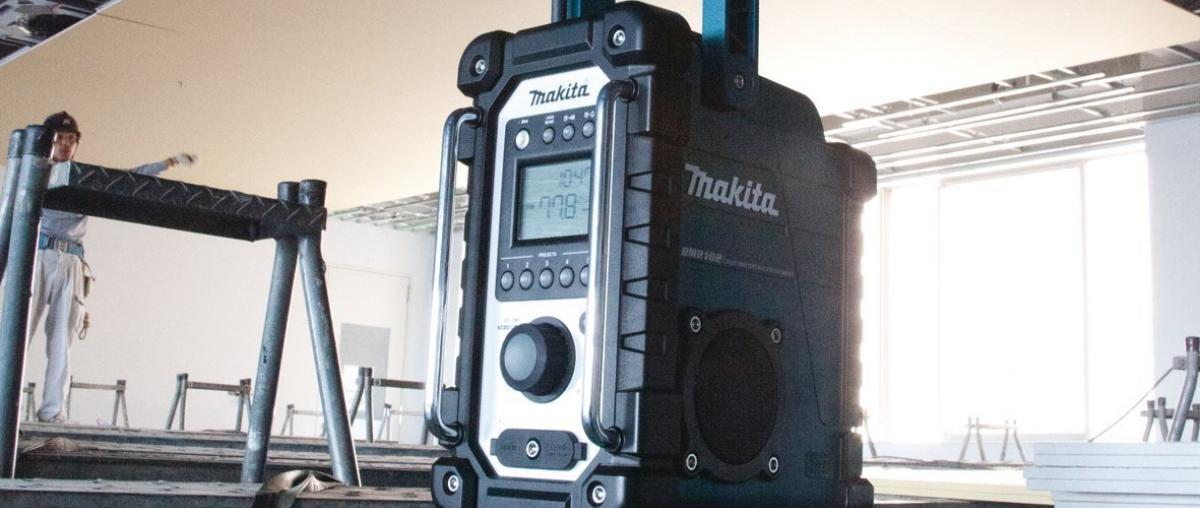 Makita Baustellenradio Ratgeber