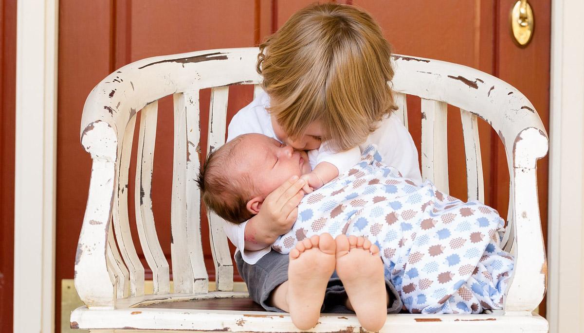 Babypuder nicht nur für das Baby geeignet.