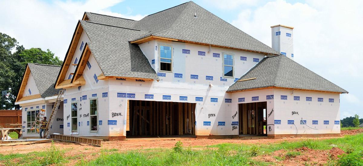 Bautrockner beim Hausbau unverzichtbar.