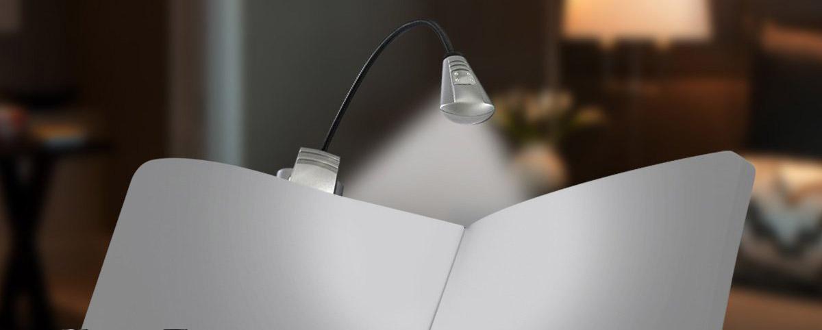 Leselampen und Buchlampen im Test und Vergleich