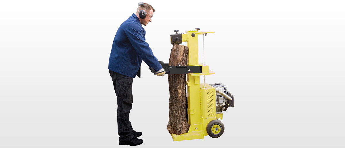 Benzin-Holzspalter im Vergleich