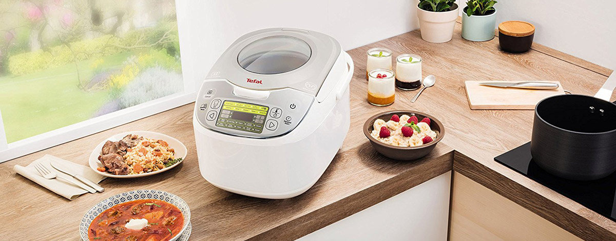 Tefal RK8121 Multicooker 45 in 1