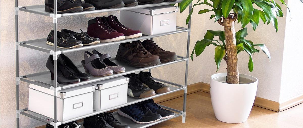 Schuhregal Vergleich