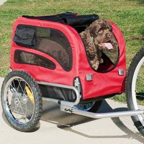 Der DOGGYHUT Fahrradanhänger bietet Ihnen eine grossartige Möglichkeit für einen aktiven Lebensstil mit Ihrem Haustier