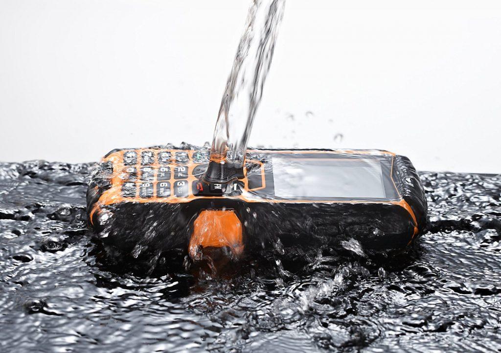 ip68 wasserdichtes, staubdichtes, stoßfestes Outdoor Smartphone