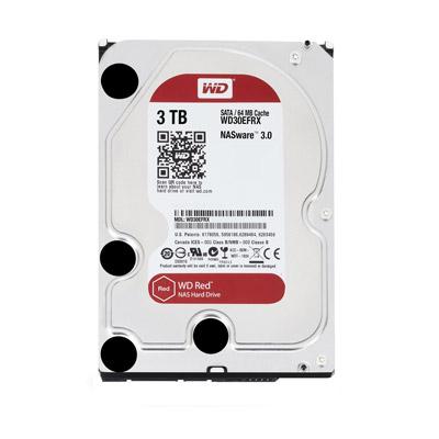 WD Red 3TB interne Festplatte SATA