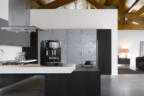 De'Longhi Magnifica: Geeignet für Kaffeebohnen und Kaffeepulver