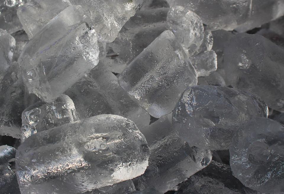 Eis Zerkleinerer