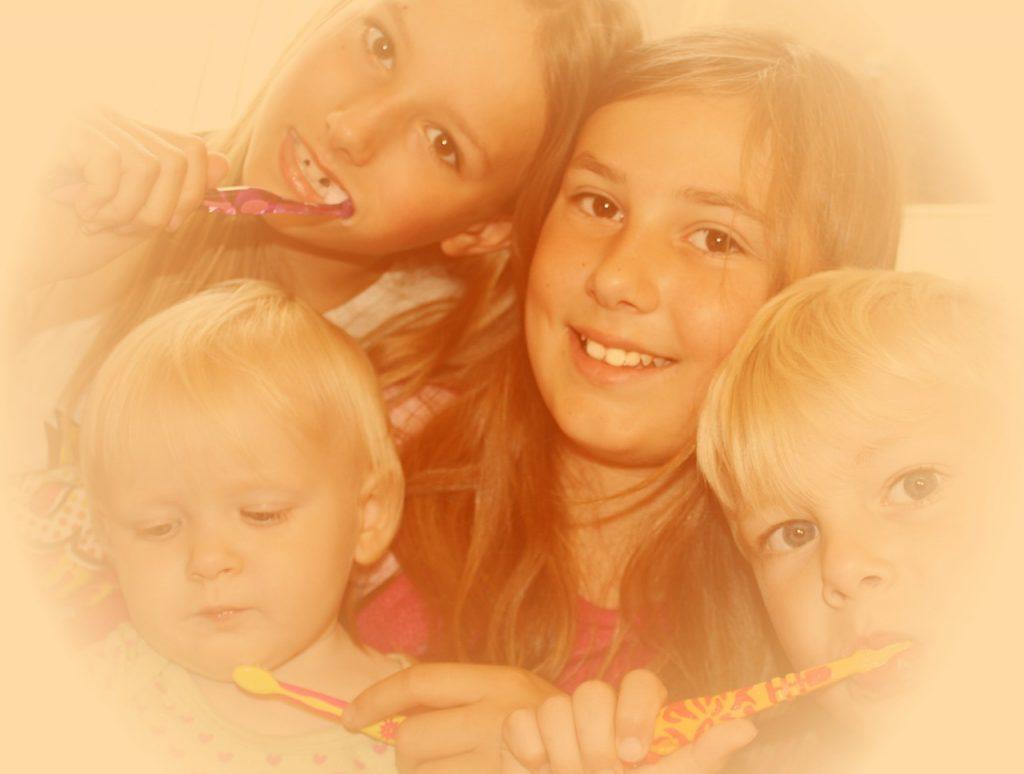 Vom ersten Zahn - Zähne putzen