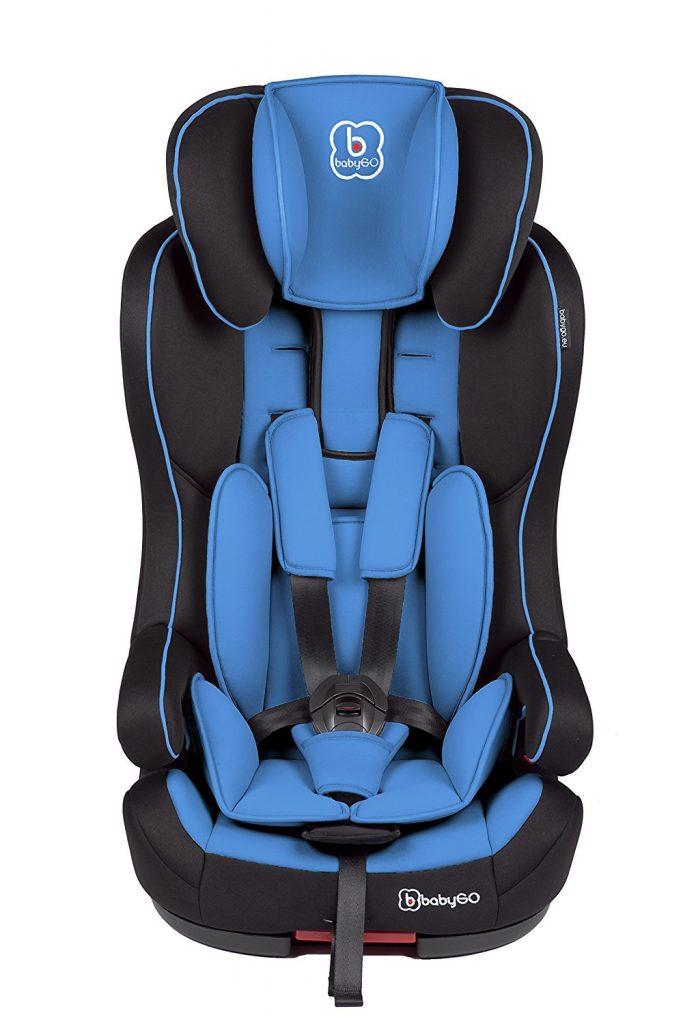 BabyGO Safe+ Isofix Kinderautositz