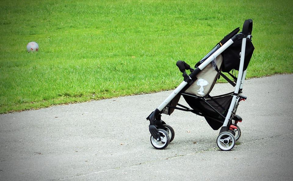 Ein Buggy für Kleinkinder