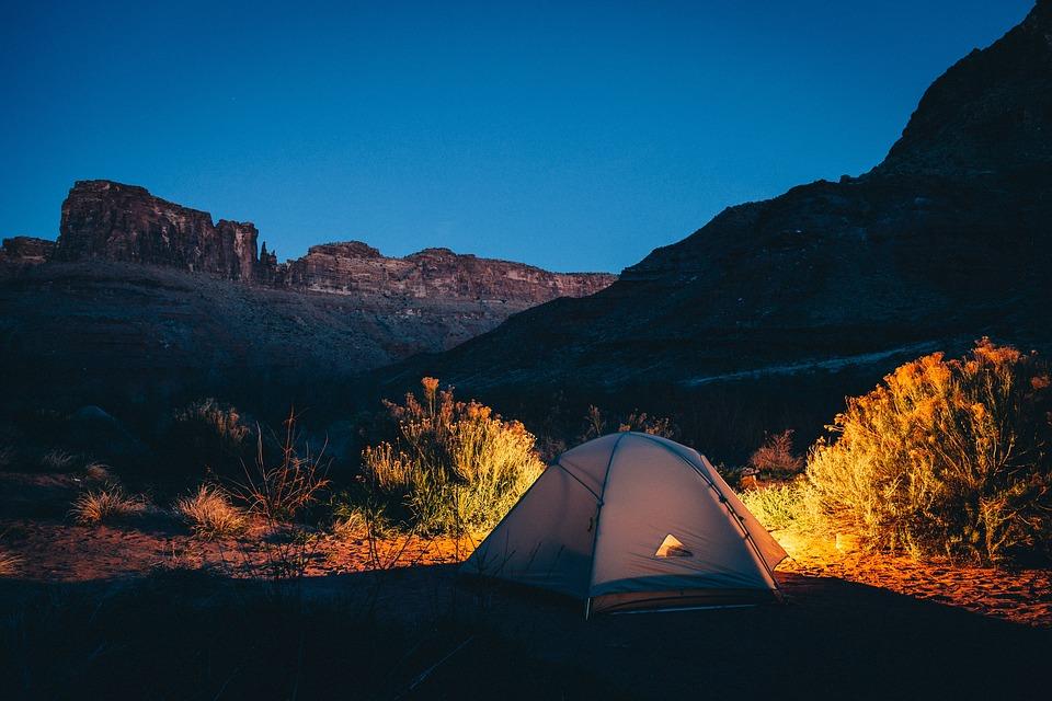 Campingzelt für mehrere Personen