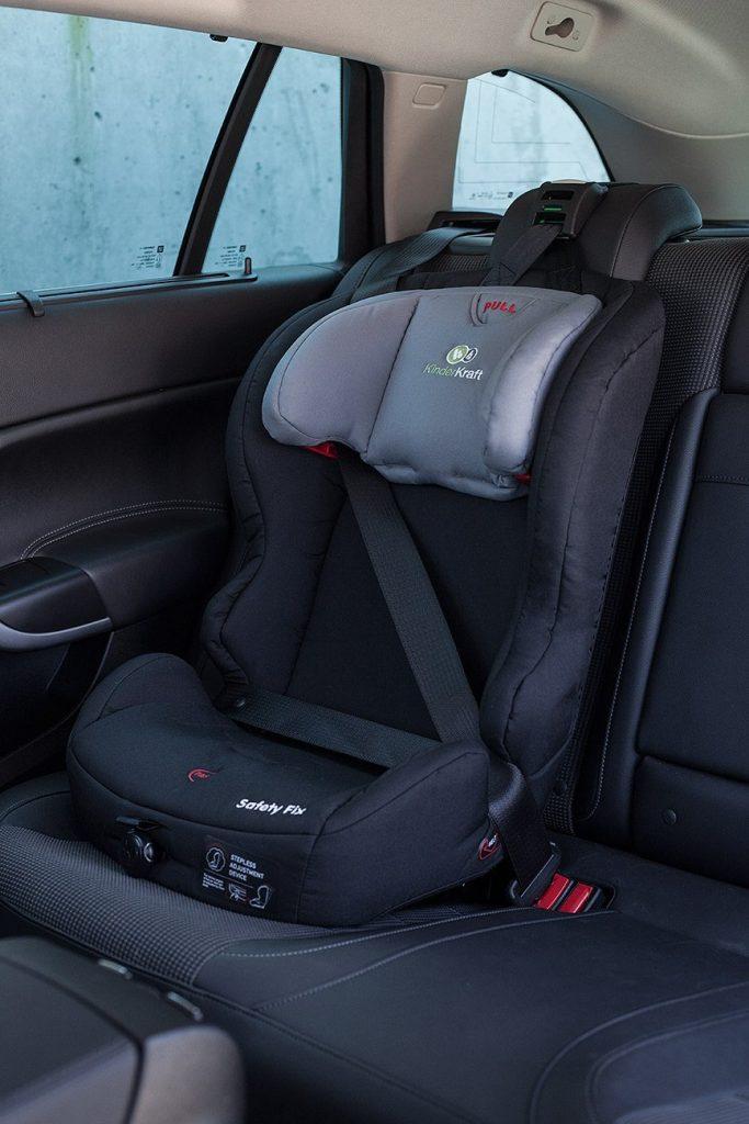 Kinderkraft Safetyfix Kinderautositz