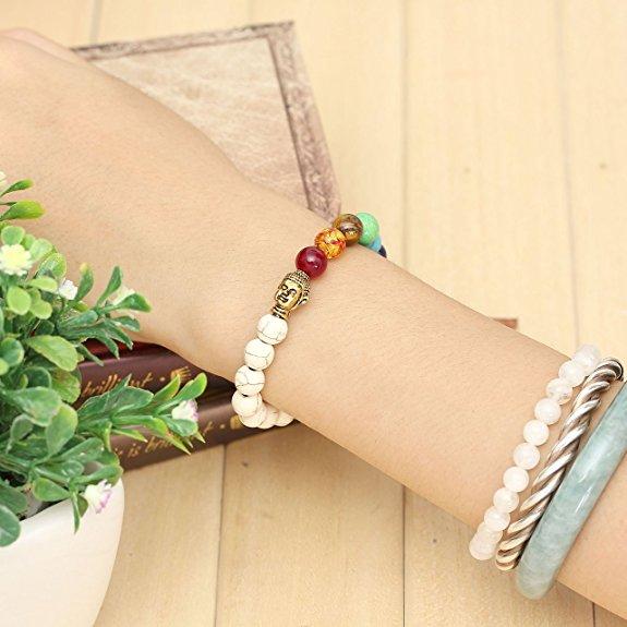 Das Armband sieht bei Damen wie bei Herren toll aus und passt für die meisten Handgelenke
