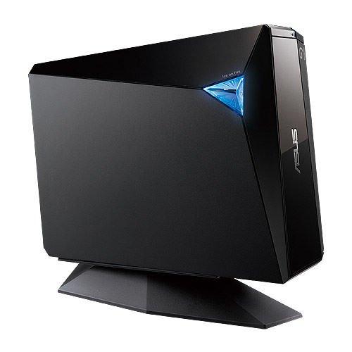 Asus BW-12D1S-U Extrem schnelle 12-fache Blu-ray-Schreibgeschwindigkeit mit USB 3.0