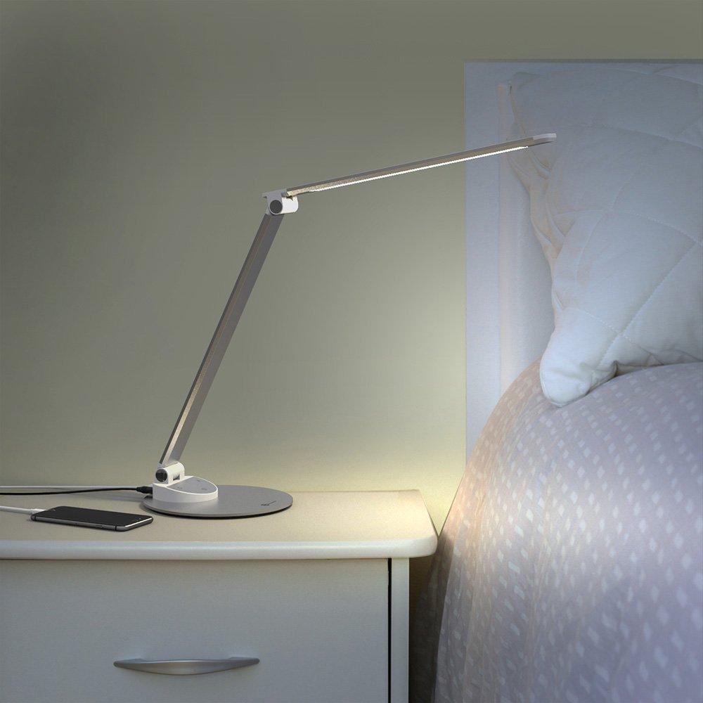schreibtischlampe mit usb test vergleich testberichte 2018. Black Bedroom Furniture Sets. Home Design Ideas
