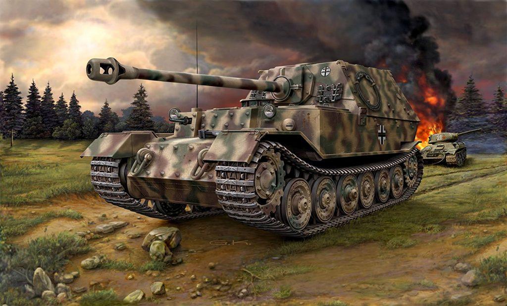 Panzer Bausatz im Vergleich und Tipps