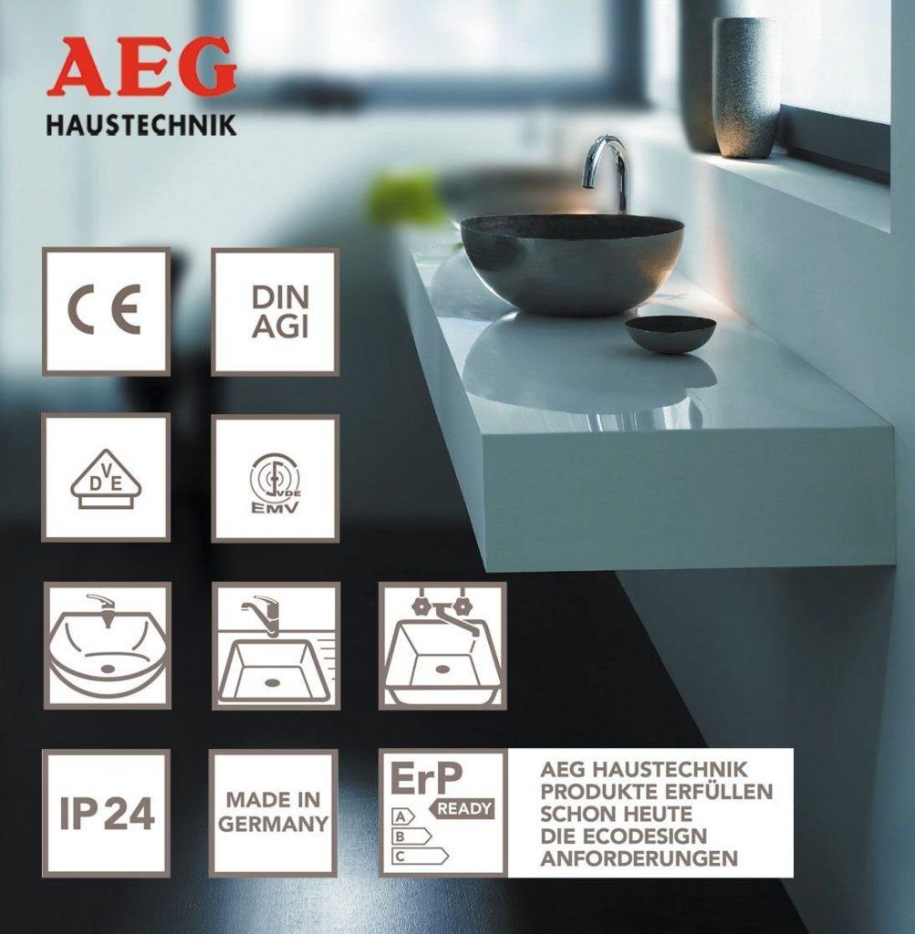AEG 229481 Dku 10 Kleinspeicher EEK A
