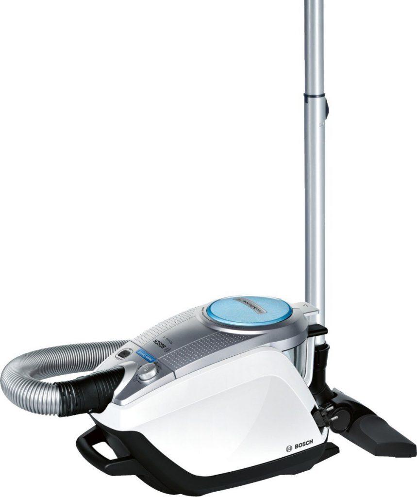 Bosch BGS5331 Bodenstaubsauger - Unglaublich stark und leise. Der beutellose Alleskönner für gründliche Reinigung