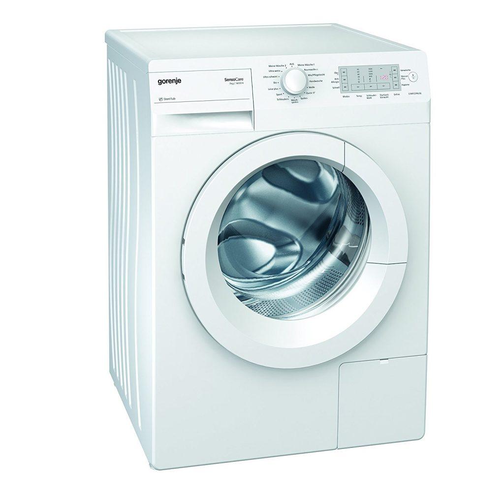 A+++- Hohe Energieeffizienz Eine durchschnittliche Familie wäscht ungefähr 200-300 Waschladungen pro Jahr, was einen hohen Energie-/ Wasserverbrauch verursacht. Die meisten Gorenje Waschmaschinen rangieren in der Energieeffizienzklasse A+++ und verbrauchen im Durchschnitt 32% weniger Energie als ein Gerät in Energieeffizienzklasse A.