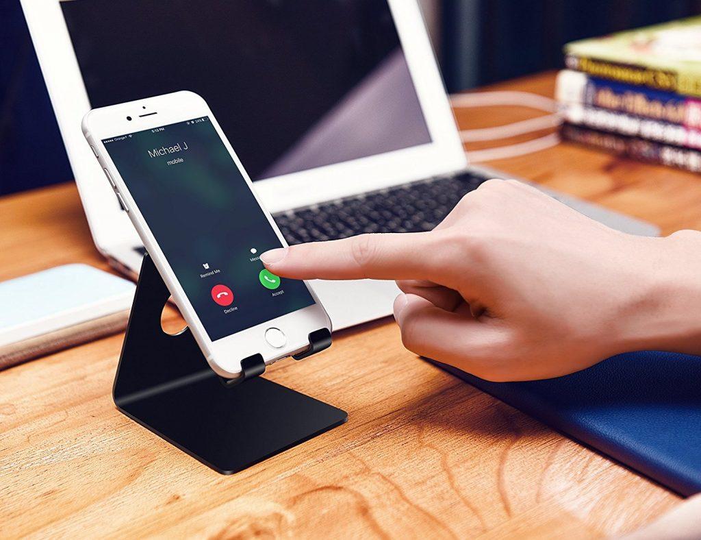 Handy Halterung, Lamicall iPhone Dock