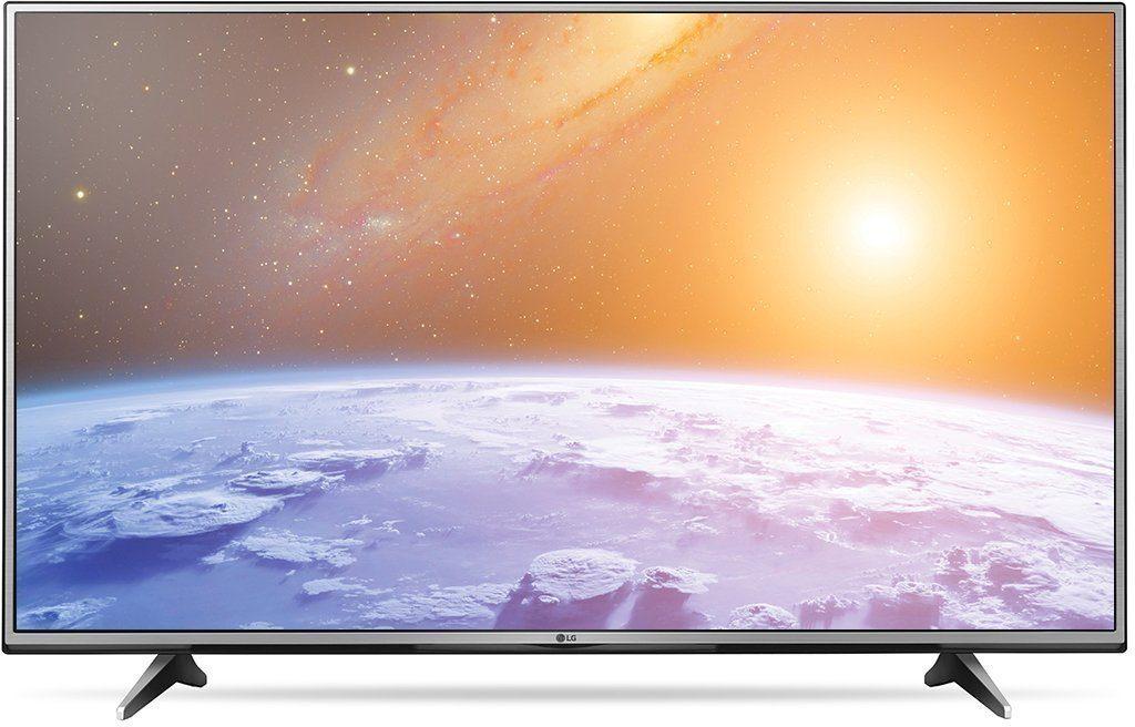 LG UHD TV UH6159 Extrem schlank und absolut brillant Lassen Sie sich begeistern von grenzenlosen Kontrasten und einem endlosen Detailreichtum. Der LG UH6159 zeigt dank HDR Pro absolut klare und brillante Bilder, die das gesamte Farbspektrum abdecken. Dank seines True Black Panels entstehen in einem tieferen Schwarz besonders leuchtende und naturgetreue Farben. Sein Ultra Slim-Design macht den TV gleichzeitig zu einem stylischen Wohnaccessoire.