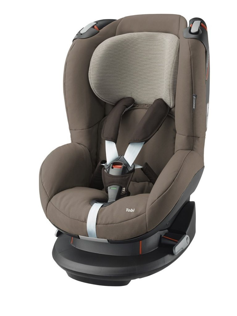 Maxi-Cosi Tobi Kindersitz (Gruppe 1, 9-18 kg) earth brown - Stiftung Warentest Gut in der Ausgabe 11/2015