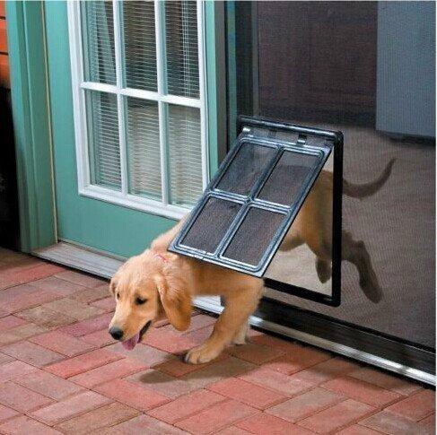 Namsan Haustierklappe -  Haustiertüre für Hunde und Katzen