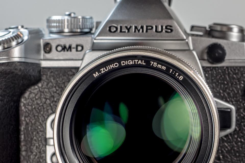 Olympus Digitalkamera im Vergleich
