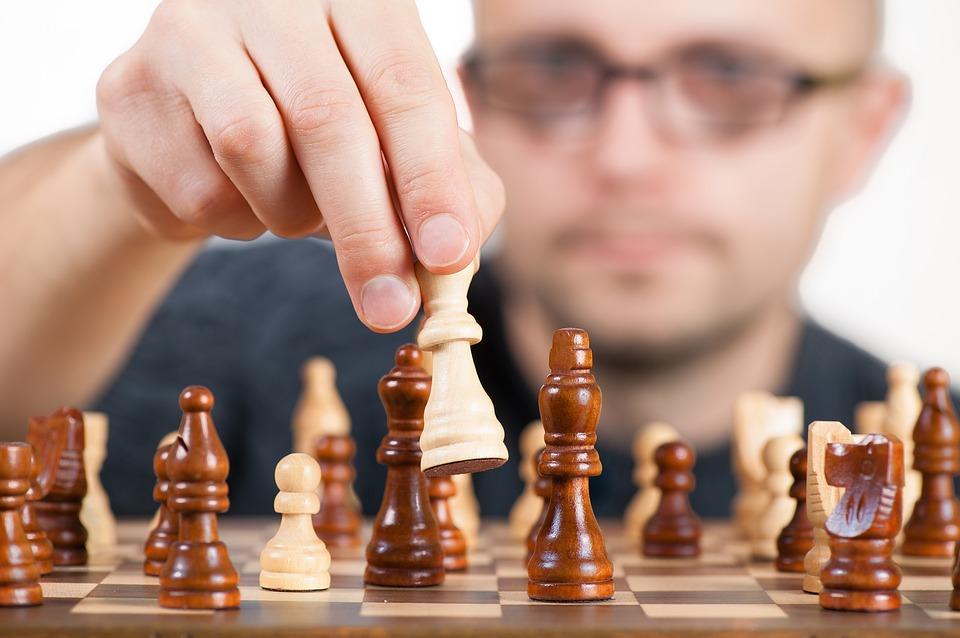 Schachspiel im Vergleich