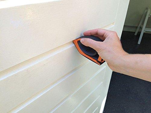 Sendi, die bequeme Arbeitshilfe, ein ergonomisches Design, mit intelligenten Schleifflächen, basierend auf Standard Schmirgelpapier