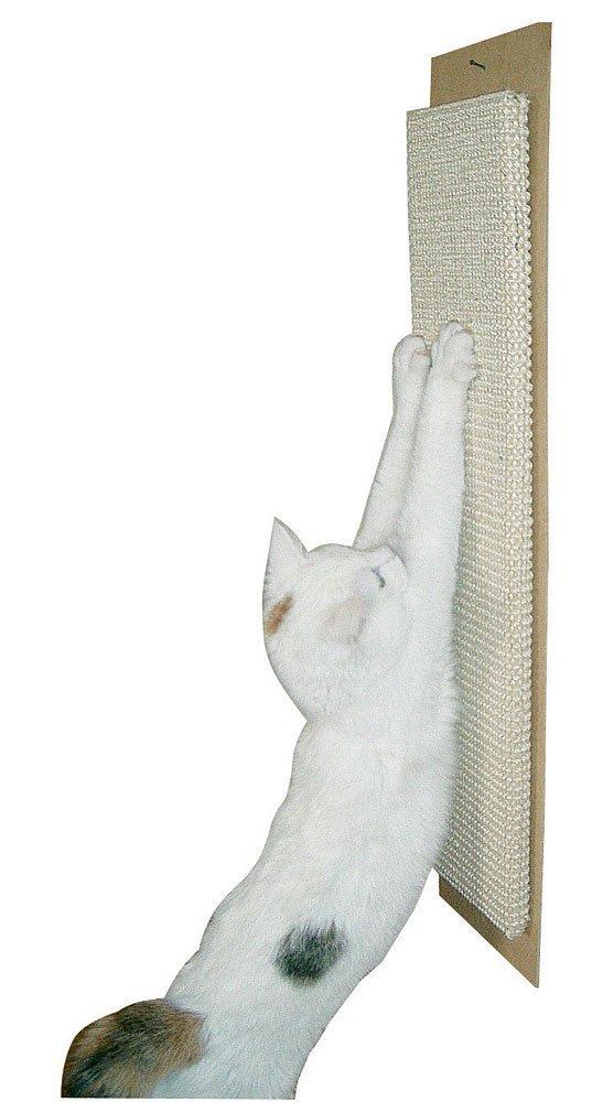 Sisal Kratzbrett - es schützt ihre Möbel und Teppiche gegen die natürliche Kratzgewohnheit ihrer Katze