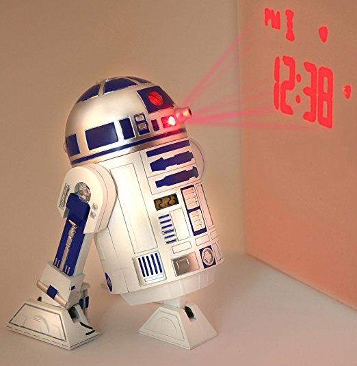 Diesen kleinen R2-D2 Fanwecker braucht ein jeder Fan