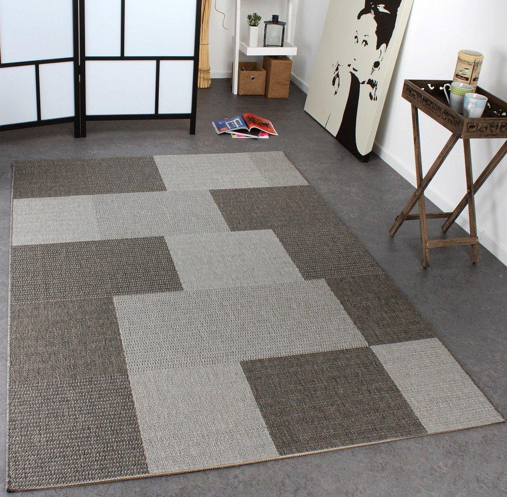 Teppich Modern Flachgewebe