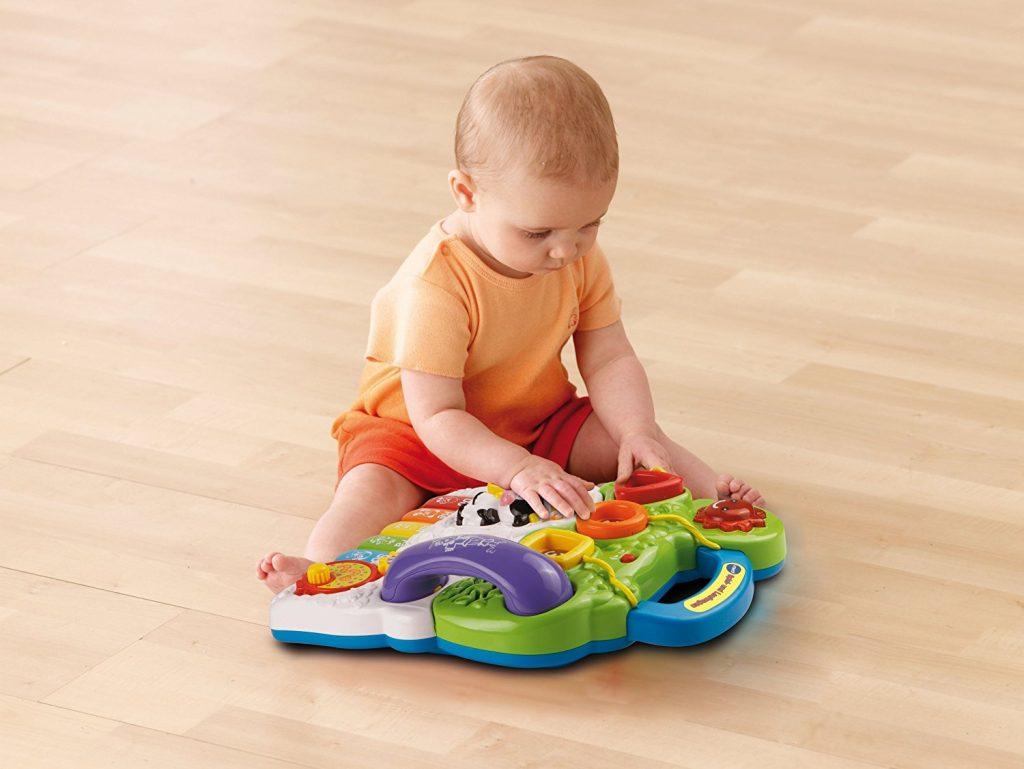 VTECH Spiel- und Laufwagen Rhytmikspielzeug