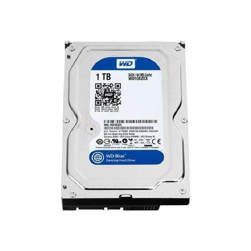 WD Blue WD10EZEX 1 TB Interne Festplatte