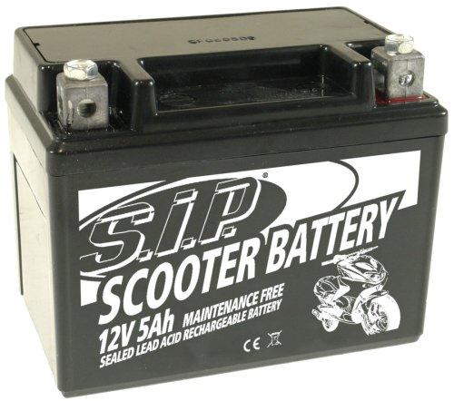 Wartungsfreie Roller Batterie von SIP Scootershop