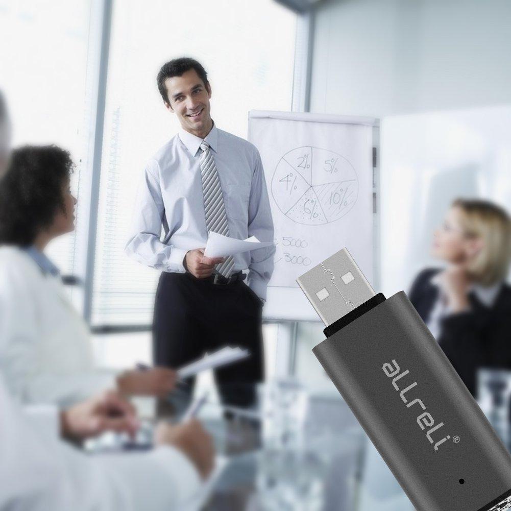 Egal, ob Sie ein Diktiergerät für den Beruf oder die Schule benötigen, oder ob Sie unbemerkte Aufnahmen machen wollen, um private oder berufliche Angelegenheiten zu lösen, der 8GB Mini USB Voice Recorder ist die Lösung, der Sie vertrauen können.