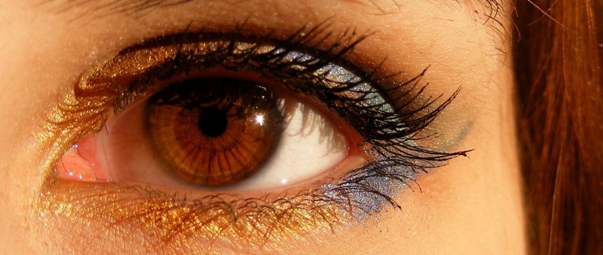 Augenfalten Gel