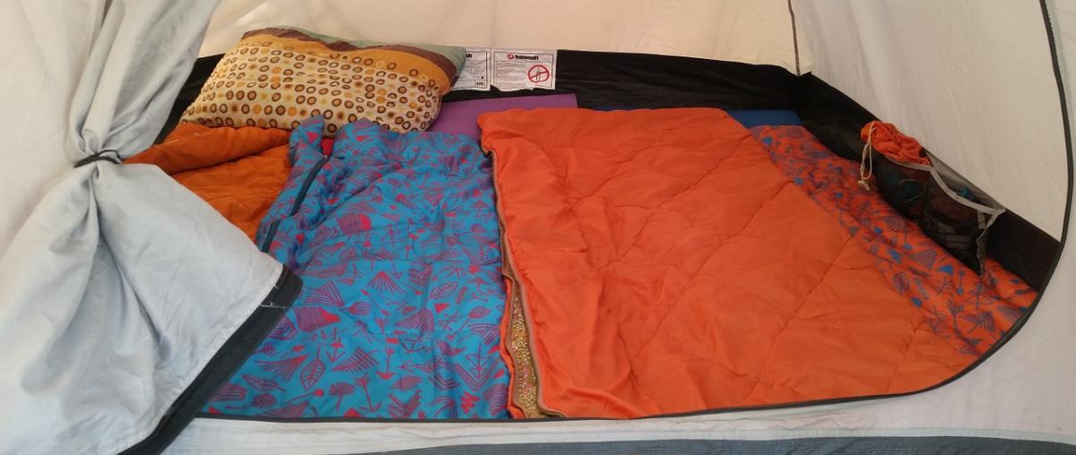 Kinder Deckenschlafsack Vergleich